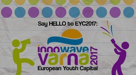 Варна беше избрана за европейска младежка столица за 2017 година